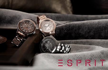 Esprit Uhren Und Schmuck Fall / Winter 2012 / 2013 Image Motiv 4
