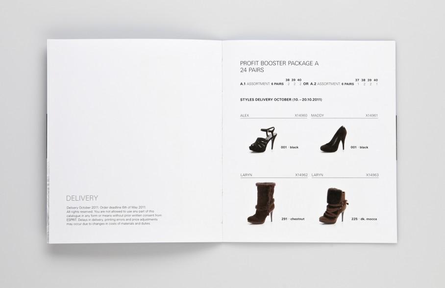 Esprit Profitbooster Collection Women 2011 Salesfolder Seite 2