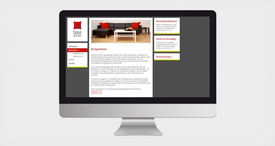 Base Apartments Website 1