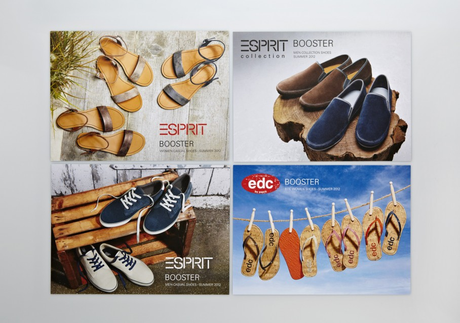 Esprit Shoes Salessheets Uebersicht 3