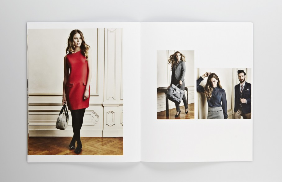 Mexx Metropolitan Lookbook Broschuere Seite 5
