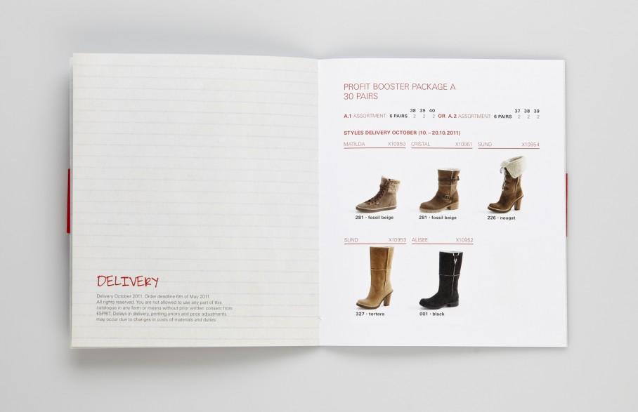 Esprit Profitbooster Casual Women 2011 Salesfolder Seite 3