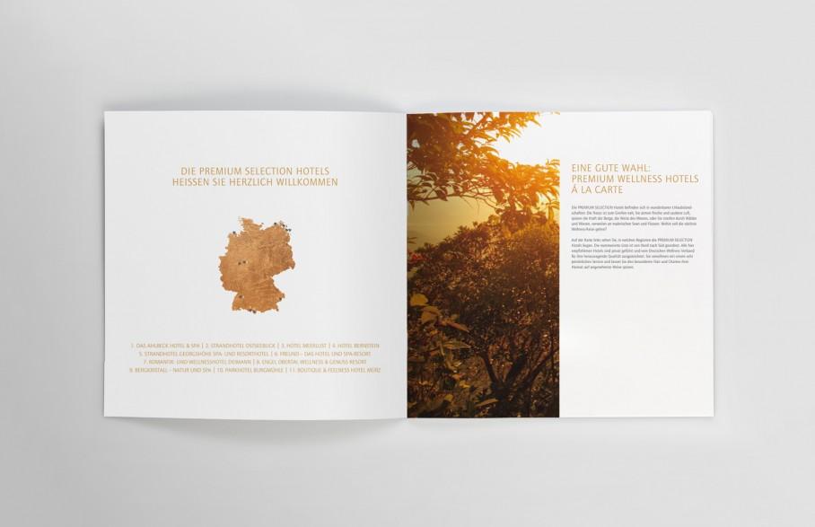 Premium Selection Wandern Und Wellness Broschuere Seite 1