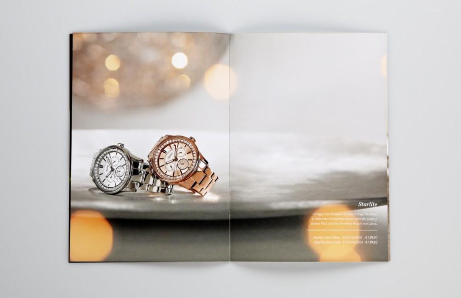 Esprit Uhren Und Schmuck Fall / Winter 2012 / 2013 Broschuere Seite 2