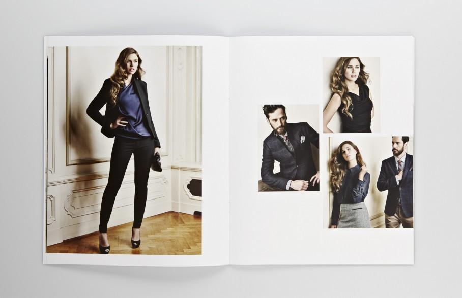Mexx Metropolitan Lookbook Broschuere Seite 3