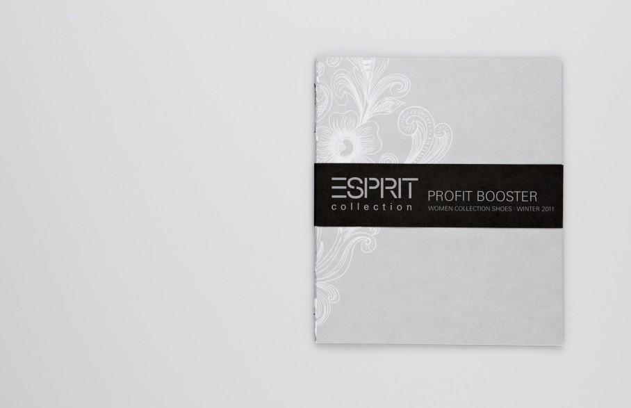 Esprit Profitbooster Collection Women 2011 Salesfolder Cover