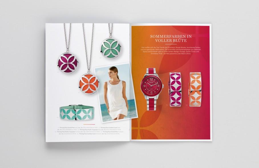 Esprit Colourflyer Seite 1