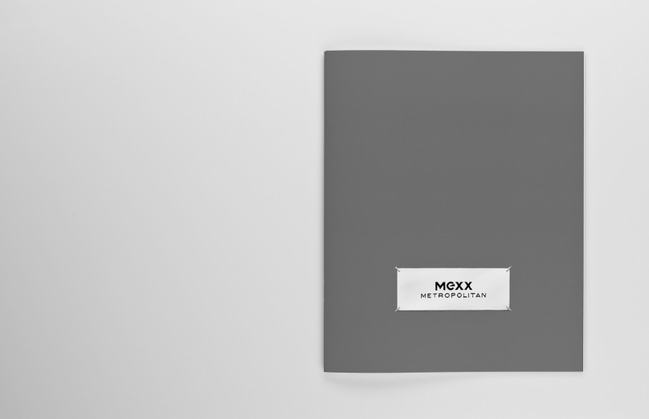 Mexx Metropolitan Lookbook Cover