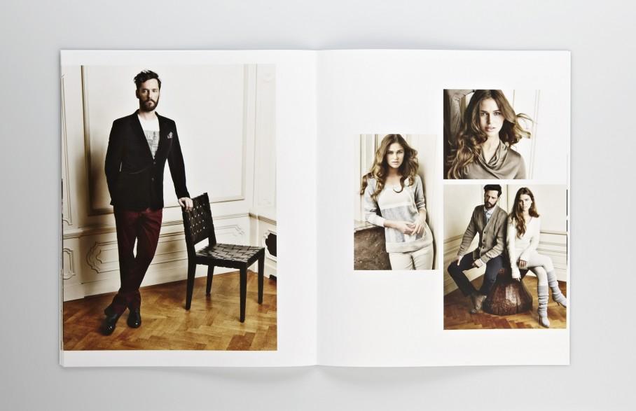 Mexx Metropolitan Lookbook Broschuere Seite 4