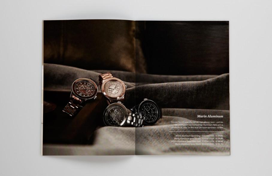 Esprit Uhren Und Schmuck Fall / Winter 2012 / 2013 Broschuere Seite 1