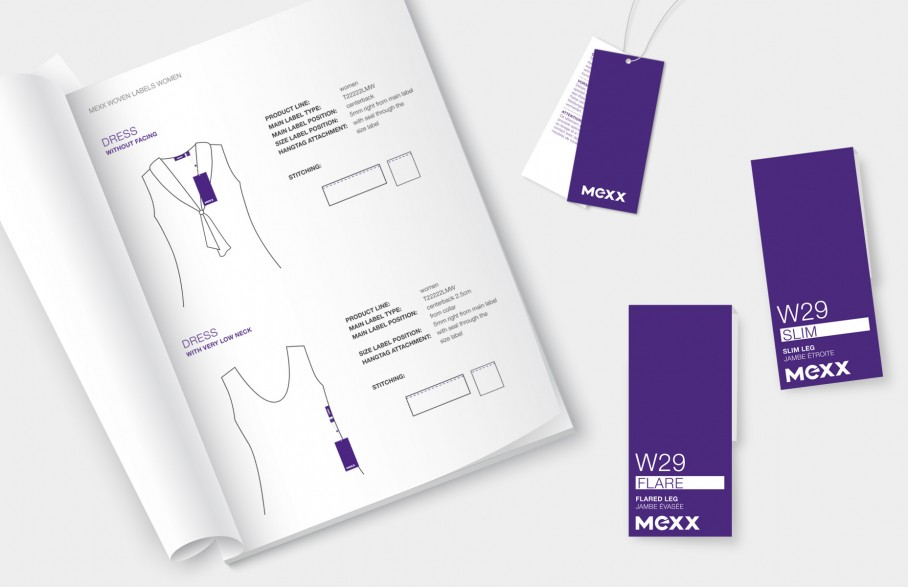 Mexx Corporate Design Manual